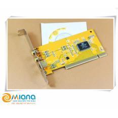 Card ghi hình AV, Svideo chuẩn PCI 878A