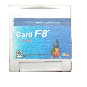 Card gia sư điện tử đa năng Eteacher F8+ (Cấp 3)
