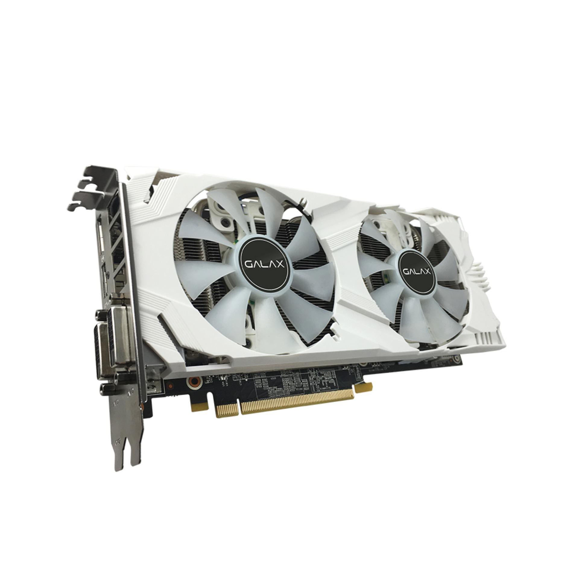 Card màn hình Galax GTX 1060 EXOC White 6GB - DDR5