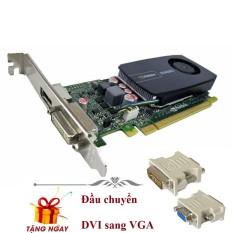 Card màn hình Quadro femi 600, 1GB ,128bit. Lắp cho case đồng bộ Dell , Hp SFF, Bảo hành 12 tháng 1 đổi 1. (card bo lùn, card chân thấp, card rời, vga rời, card đồ họa cho case đồng bộ, card render, card vga )
