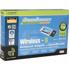 Card mạng CISCO Linksys WPC54GS(500Mbps)
