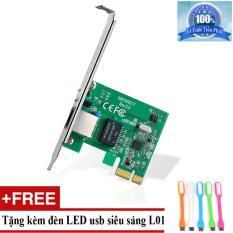 Card Mạng Gigabit PCI Express TP-link TG-3468 + Tặng đèn LED usb mã L01