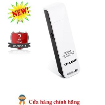Báo Giá Card mạng không dây TP-Link TL-WN727N (Trắng, Đen) – Hàng Nhập Khẩu