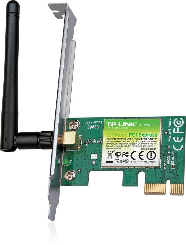 Giá Network Interface Card TP-Link TL-WN781ND (Green) Tại Thế Giới Tin Học (Tp.HCM)