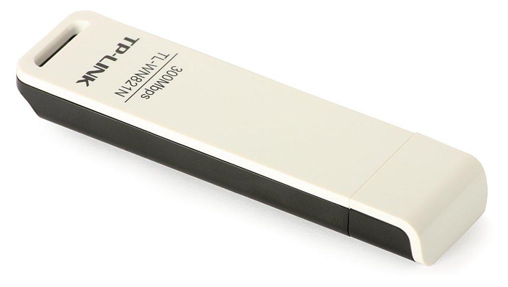 Card mạng không dây TP-Link TL-WN821N (Trắng)