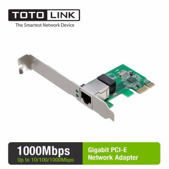 Bảng Báo Giá Card mạng PCI-e Gigabit TOTOLINK PX1000