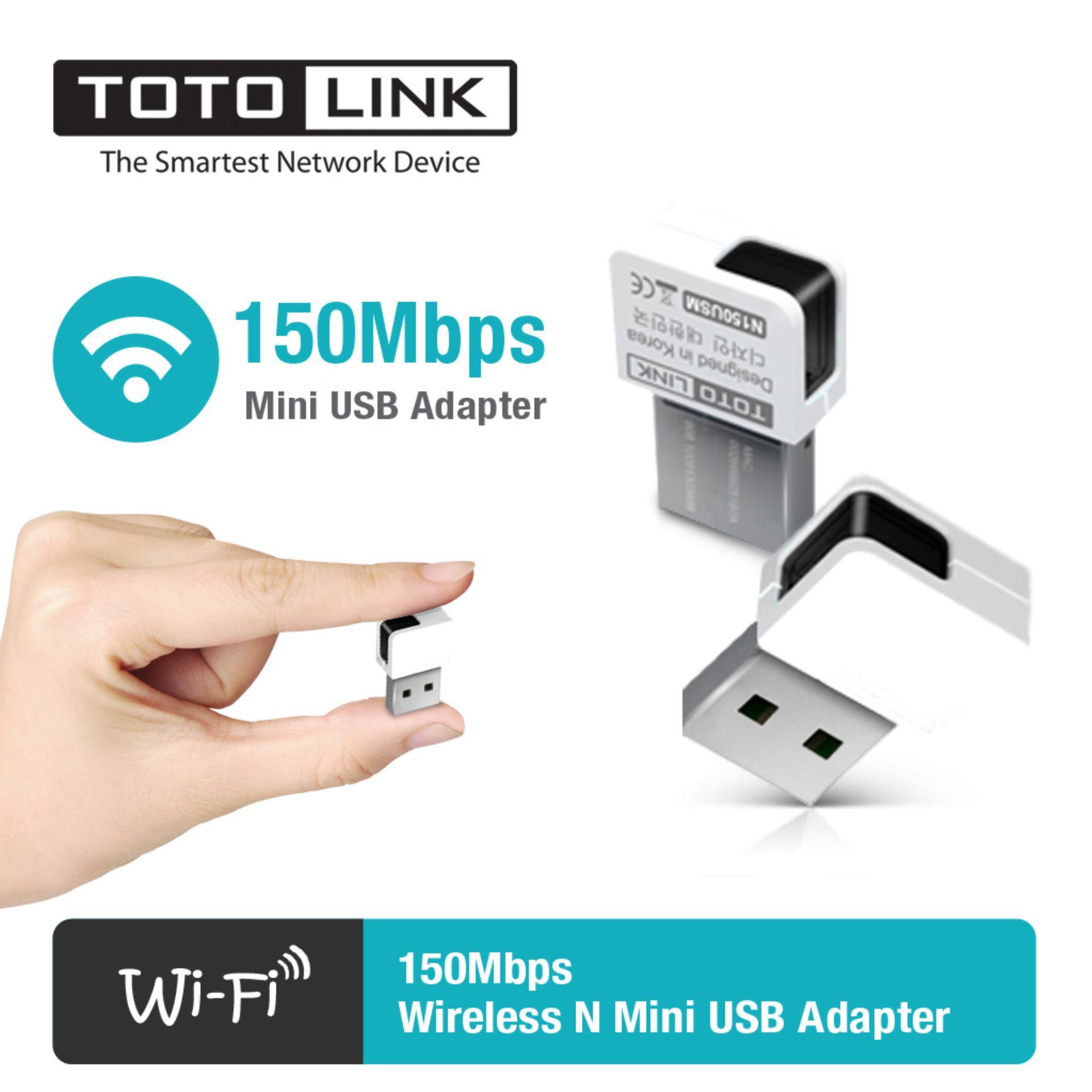 Card mạng USB WiFi mini TOTOLINK N150USM