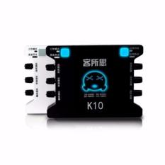 Card sound hát Online XOX – K10