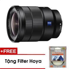Carl Zeiss FE 16-35mm F4 – Tặng Filter Hoya 72mm – Hàng phân phối chính hãng