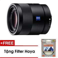 Carl Zeiss FE 55mm F1.8 – Tặng Filter Hoya 49mm – Hàng phân phối chính hãng