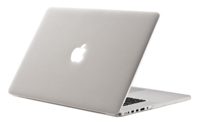 Case bảo vệ cho Macbook 13.3inch pro thường (Trắng)