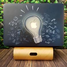 Case Ốp Macbook Air 13.3″ Bóng Đèn (Model A1466)