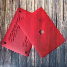 Case Ốp Lưng Macbook Pro Retina 15 inch (A1398) Đỏ Tươi