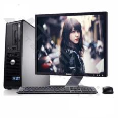 Giảm giá Cây máy tính để bàn Dell OPTIPLEX 780 Sff, EB04 (CPU Core2Duo E8400, Ram 4GB, HDD 160GB, DVD) tặng USB Wifi, hàng nhập khẩu, bảo hành 12 tháng (không gồm màn hình).