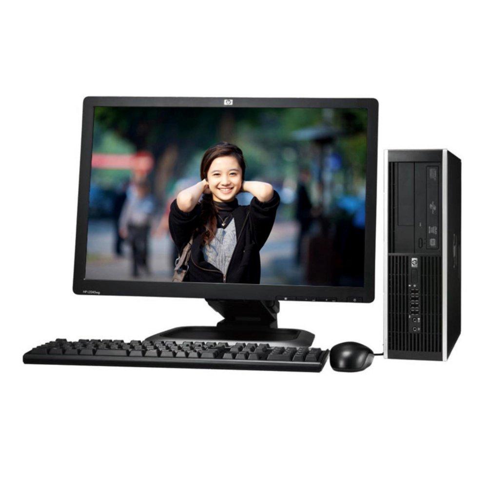 Cây máy tính để bàn HP 6200 Pro Sff (CPU i3 2100, Ram 4GB, HDD 320GB, DVD) tặng USB Wifi,...