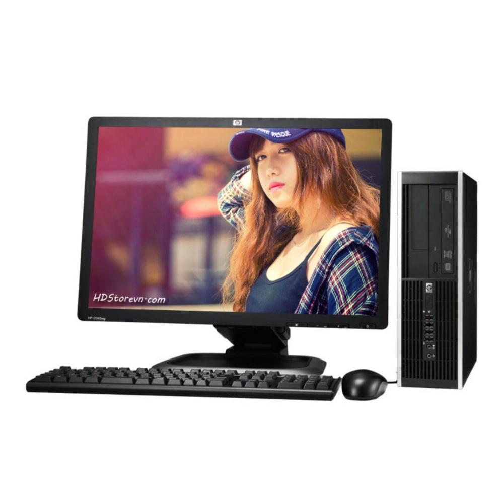 Cây máy tính để bàn HP 6200 Pro Sff, EX (CPU G620, Ram 4GB, HDD 160GB, DVD) tặng USB Wifi,...