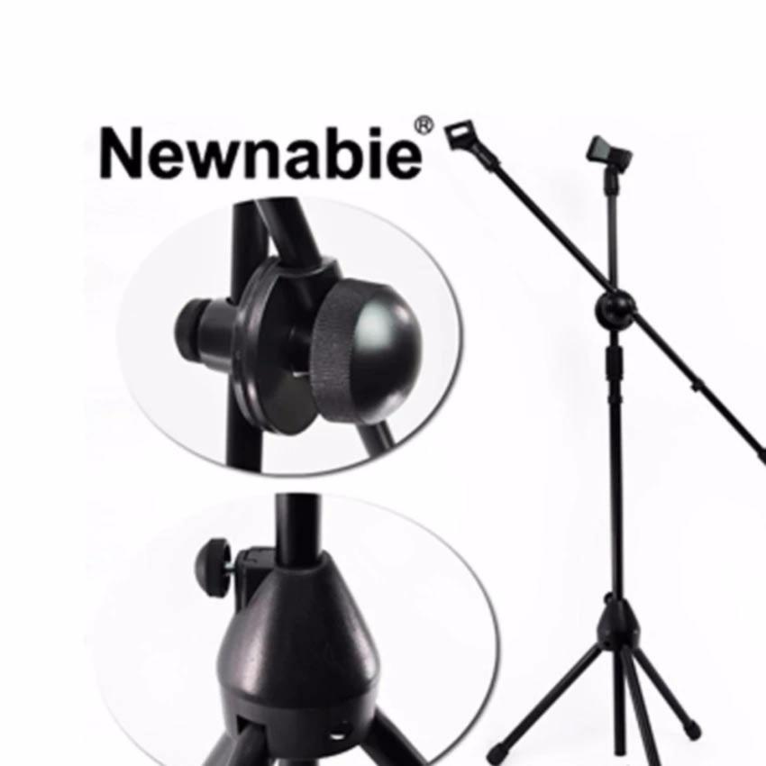 Hình ảnh Chân đế micro đứng Newnabie NB-200 (Đen)
