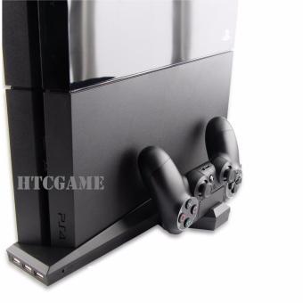Chân đế quạt sạc tản nhiệt cho máy Sony PS4 đời 1000/1100/1200