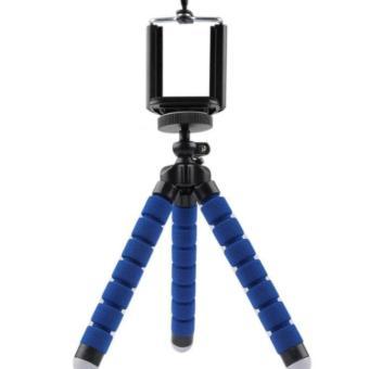 Chân đỡ điện thoại và máy ảnh dạng bạch tuộc SB-DT26 ( XANH )