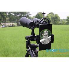 Chân gá điện thoại vào thị kính chuyên dụng cho ống nhòm, kính thiên văn