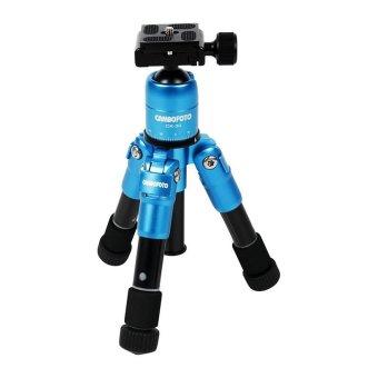 Chân máy ảnh Cambofoto M225+CK30 (Xanh)