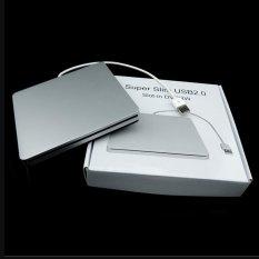 CHEER Notebook Type Suction USB 2.0 Slot In DVDRW DVD Writer External Drives Box – intl