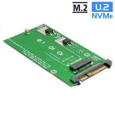 Chenyang SFF-8639 NVME U.2 to NGFF M.2 M-key PCIe SSD Adapter for Mainboard Replace Intel SSD 750 p3600 p3700 – intl giá bao nhiêu vào đầu tháng 11/2017
