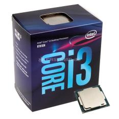 Chíp Vi Xử lý INTEL BOX COR I3-8100 3.6GHZ / 6MB / 4 CORES, 4 THREADS / SOCKET 1151 V2