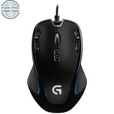 Chuột game Logitech G300S (Đen) – Hãng phân phối chính thức