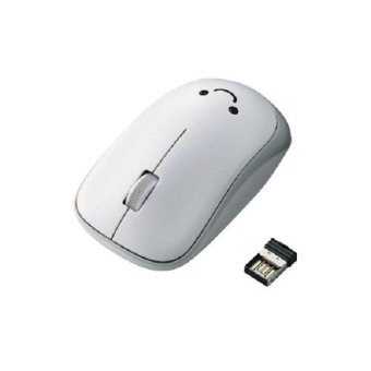 Chuột không dây Elecom IR06DRWH (Trắng)