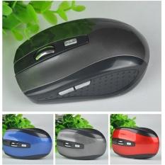 chuột không dây GL7500 (xám bạc)