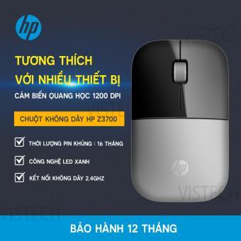 Chuột không dây HP Z3700 - Hãng phân phối chính thức - 8191656 , HP496ELAA3X9R1VNAMZ-7030153 , 224_HP496ELAA3X9R1VNAMZ-7030153 , 390000 , Chuot-khong-day-HP-Z3700-Hang-phan-phoi-chinh-thuc-224_HP496ELAA3X9R1VNAMZ-7030153 , lazada.vn , Chuột không dây HP Z3700 - Hãng phân phối chính thức