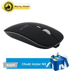Chuột không dây sạc pin AZZOR N5 Plus