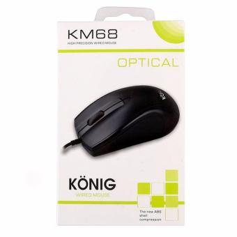 Chuột Quang có dâyKonic K68