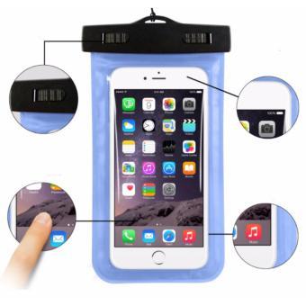 (Có 7 Màu ) Túi chống nước cho điện thoại (dùng được cảm ứng dướinước )