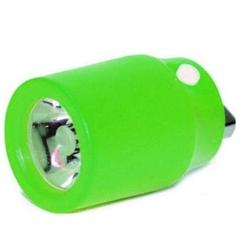 Colorful Mini Portable USB Flashlight White LED Light (Green) - intl - 10293960 , OE680ELAA99NFZVNAMZ-18374154 , 224_OE680ELAA99NFZVNAMZ-18374154 , 520380 , Colorful-Mini-Portable-USB-Flashlight-White-LED-Light-Green-intl-224_OE680ELAA99NFZVNAMZ-18374154 , lazada.vn , Colorful Mini Portable USB Flashlight White LED Ligh