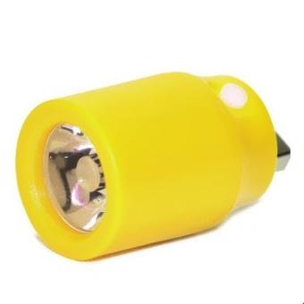 Colorful Mini Portable USB Flashlight White LED Light (Yellow) - intl - 10293956 , OE680ELAA99N74VNAMZ-18373637 , 224_OE680ELAA99N74VNAMZ-18373637 , 520380 , Colorful-Mini-Portable-USB-Flashlight-White-LED-Light-Yellow-intl-224_OE680ELAA99N74VNAMZ-18373637 , lazada.vn , Colorful Mini Portable USB Flashlight White LED Lig