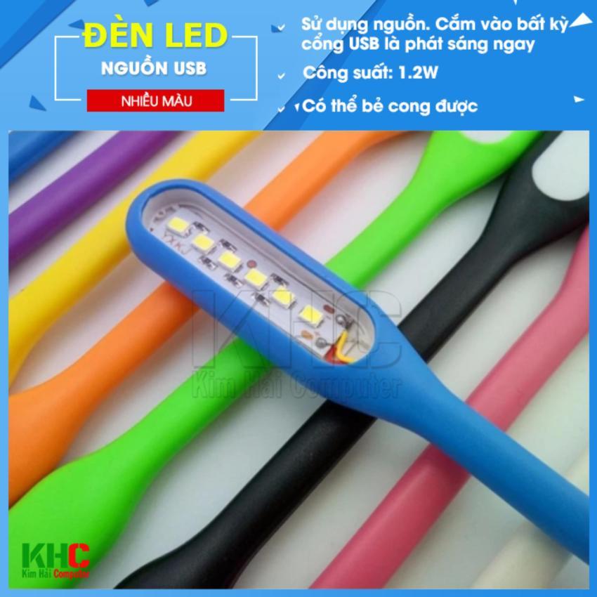 Hình ảnh Combo 02 Đèn LED mini dẻo sử dụng nguồn USB - Kim Hải Computer