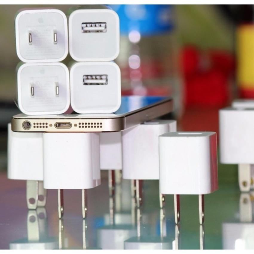 Hình ảnh Combo 2 cục sạc iphone 5 và 6 cao cấp