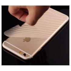 Combo 2 miếng dán vân lưng chống xước iPhone 6/6S Plus