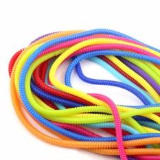 Combo 4 dây cuốn bảo vệ tai nghe cáp sạc chống rối chống đứt (Mẫu vòng tròn mới)
