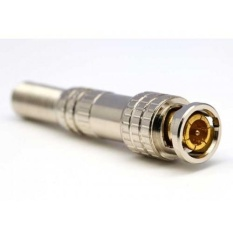 Combo 40 Jack BNC Lò Xo lõi đồng tín hiệu video chạy trên dây đồng trục cho hệ thống camera