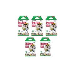 Combo 5 pack film Fujifilm Instax Mini(1 pack/10 kiểu)