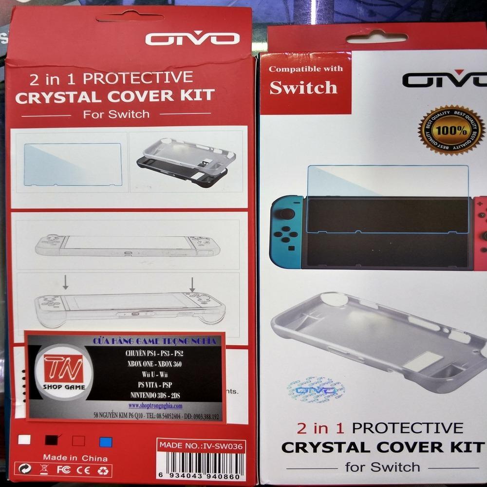 Cập Nhật Giá Combo Bao Silicon + Cường Lực Nintendo Switch