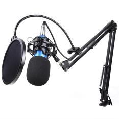Combo bộ hát phòng thu karaoke live stream BM800/K10 chuyên nghiệp