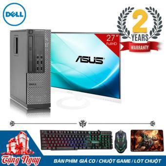 Combo Máy tính Doanh Nghiệp DELL OPTIPLEX 9010 SFF + Màn hình Asus 27inch Full Viền (Core I5 3470, Ram 8GB, SSD 240GB) + Quà Tặng - Hàng Nhập Khẩu - 8116198 , DE276ELAA98PW5VNAMZ-18312960 , 224_DE276ELAA98PW5VNAMZ-18312960 , 17000000 , Combo-May-tinh-Doanh-Nghiep-DELL-OPTIPLEX-9010-SFF-Man-hinh-Asus-27inch-Full-Vien-Core-I5-3470-Ram-8GB-SSD-240GB-Qua-Tang-Hang-Nhap-Khau-224_DE276ELAA98PW5VNAMZ-18