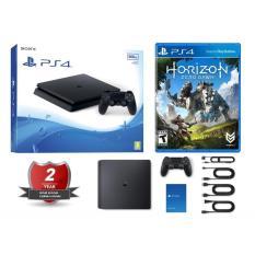 Combo Playstation 4 PS4 Slim 500GB hàng Sony VN + Horizon Zero Dawn (BH 2 năm)