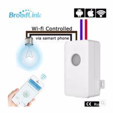 Công tắc điều khiển từ Wifi Broadlink SC1 2200w