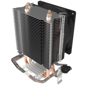 CPU Cooling Cooler Fan Heatsink 7 Blade For Intel LGA INTEL LGA775E6850 - intl