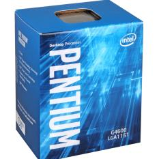 CPU Intel® Pentium® Processor G4600 3M Cache, 3.60 GHz ( BOX)